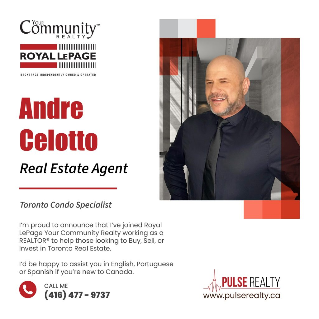 welcome to pulse realty team andre celotto