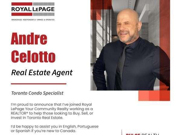 New Team Member: Andre Celotto